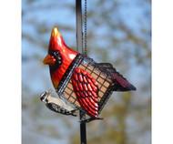 Gift Essentials Cardinal Suet Birdfeeder GEF1006