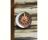 Ancient Celestial Flamed/Zinc Wall Disc 12 inch ANCIENTAG83271