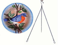 Songbird Essentials Bluebird Hanging Birdbath SE5012