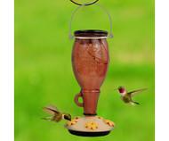 Perky Pet Sugar Maple Top Fill Glass Hummingbird Feeder 9105-2
