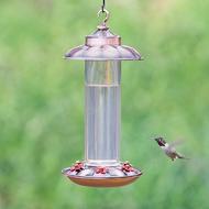 Perky Pet Ornate Copper Hummingbird Feeder 8140-1