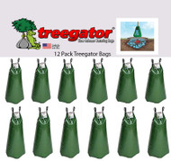 12 PACK Treegator Slow Release Drip Irrigation Watering Bag System 20 Gallon 98183 The Original Made in the U.S.A