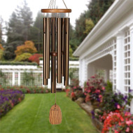Woodstock Chimes Amazing Grace Medium Bronze Windchime AGMBR
