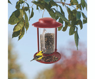 Woodlink Combination Hopper and Seed Scoop Bird Feeder 23961