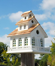 Home Bazaar Chapel Bell Bird House 2047