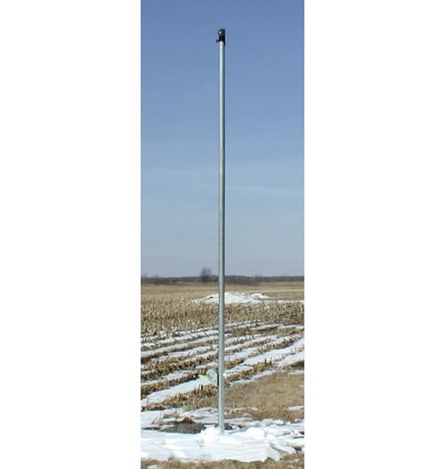 Heritage Farms Quad Pod Purple Martin Pole System w/ Winch HF 7548