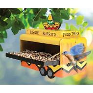 Songbird Essentials SE1000 Birdie Burrito Food Truck Bird Feeder