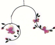 Gift Essentials Butterflies & Blossoms Mobile GEBLUEG473