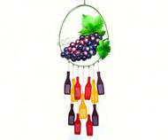 Essentials Vine With Bottles Wind Chime GEBLUEG493
