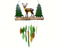 Gift Essentials Deer Wind Chime GEBLUEG522