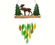 Gift Essentials Moose Wind Chime GEBLUEG523