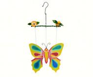 Gift Essentials Orange Butterfly Spinning Suncatcher GEBLUEG540