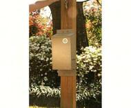 Songbird Essentials Driftwood Bat House SERUBBTH100D