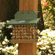 Songbird Essentials Hunter Driftwood Squirrel Feeder SERUBSQF100HD