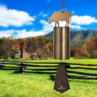 Woodstock Chimes Barn Bells Cow Bell WBBC