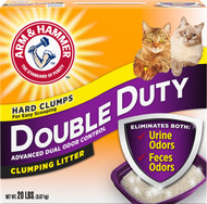 Church & Dwight Co Inc - Arm & Hammer Double Duty Clumping Litter