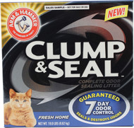 Church & Dwight Co Inc - Arm & Hammer Clump & Seal Fresh Home Litter