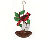 Gift Essentials Cardinal Birdfeeder GE180
