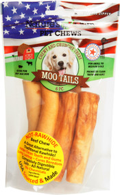 Best Buy Bones - Nature's Own Moo Tails Dog Chew