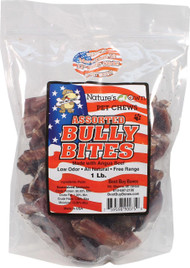 Best Buy Bones - Nature's Own Assorted Bully Bites Dog Chew