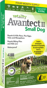 Tevra Brands Llc - Vetality Avantect Ii For Dogs