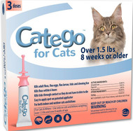 H&c Animal Health - Catego For Cats Over 1.5 Lbs