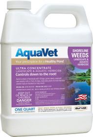 Durvet Aquavet        D - Aquavet Shoreline Weeds Aquatic Herbicide