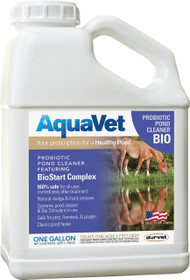 Durvet Aquavet        D - Aquavet Probiotic Pond Cleaner