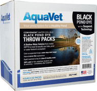 Durvet Aquavet        D - Aquavet Black Pond Dye With Suspend Technology
