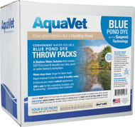 Durvet Aquavet        D - Aquavet Blue Pond Dye With Suspend Technology