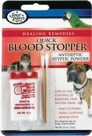 Four Paws Products Ltd - Antiseptic Quick Blood Stop Powder