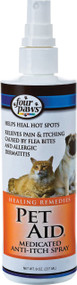 Four Paws Products Ltd - Pet Aid Anti-itch Spray