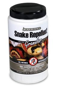 Liquid Fence - Liquid Fence Granular Snake Repellent