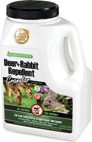 Liquid Fence - Liquid Fence Deer & Rabbit Repellent Granular