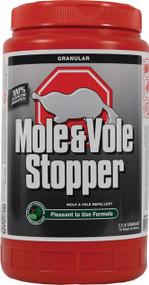 Messinas - Mole & Vole Stopper Granular Repellent Shaker Jug