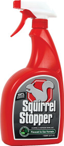 Messinas - Squirrel Stopper Squirrel & Chipmunk Repellent Rtu