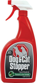 Messinas - Dog And Cat Stopper Repellent Ready To Use Bottle