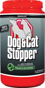 Messinas - Dog And Cat Stopper Repellent Granular Shaker