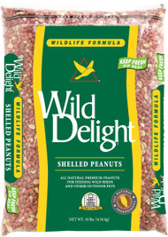 D&d Commodities Ltd. - Wild Delight Wildlife Formula Shelled Peanuts