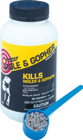 Neogen Rodenticide      D - Prozap Mole And Gopher Bait (Case of 6 )