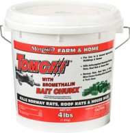 Motomco Ltd             D - Tomcat All Weather Bait Chunx