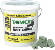 Motomco Ltd             D - Tomcat All Weather Bait Chunx Rat And Mouse Killer