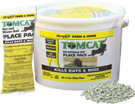 Motomco Ltd             D - Tomcat Rat And Mouse Bait Place Pacs
