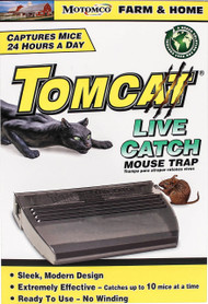 Motomco Ltd             D - Tomcat Live Catch Mouse Trap