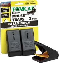 Motomco Ltd             D - Tomcat Reusable Mouse Traps