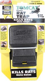 Motomco Ltd             D - Tomcat Reusable Rat Trap