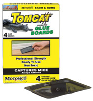 Motomco Ltd             D - Tomcat Prebaited Glue Boards Mouse Trap