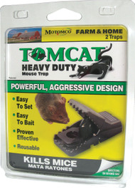 Motomco Ltd             D - Tomcat Heavy Duty Mouse Trap