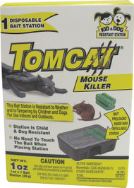 Motomco Ltd             D - Tomcat Disposable Mouse Killer