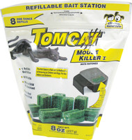 Motomco Ltd             D - Tomcat Mouse Killer I Refillable Bait Station